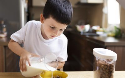 Child Nutrition : Foods Your Child Needs at Different Ages